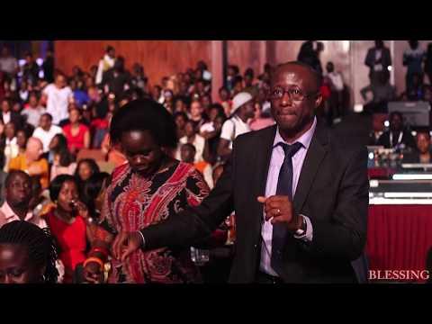 Jazz music icon,Isaiah Katumwa makes people dance!