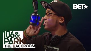Cory Gunz in The Backroom at 106 & Park