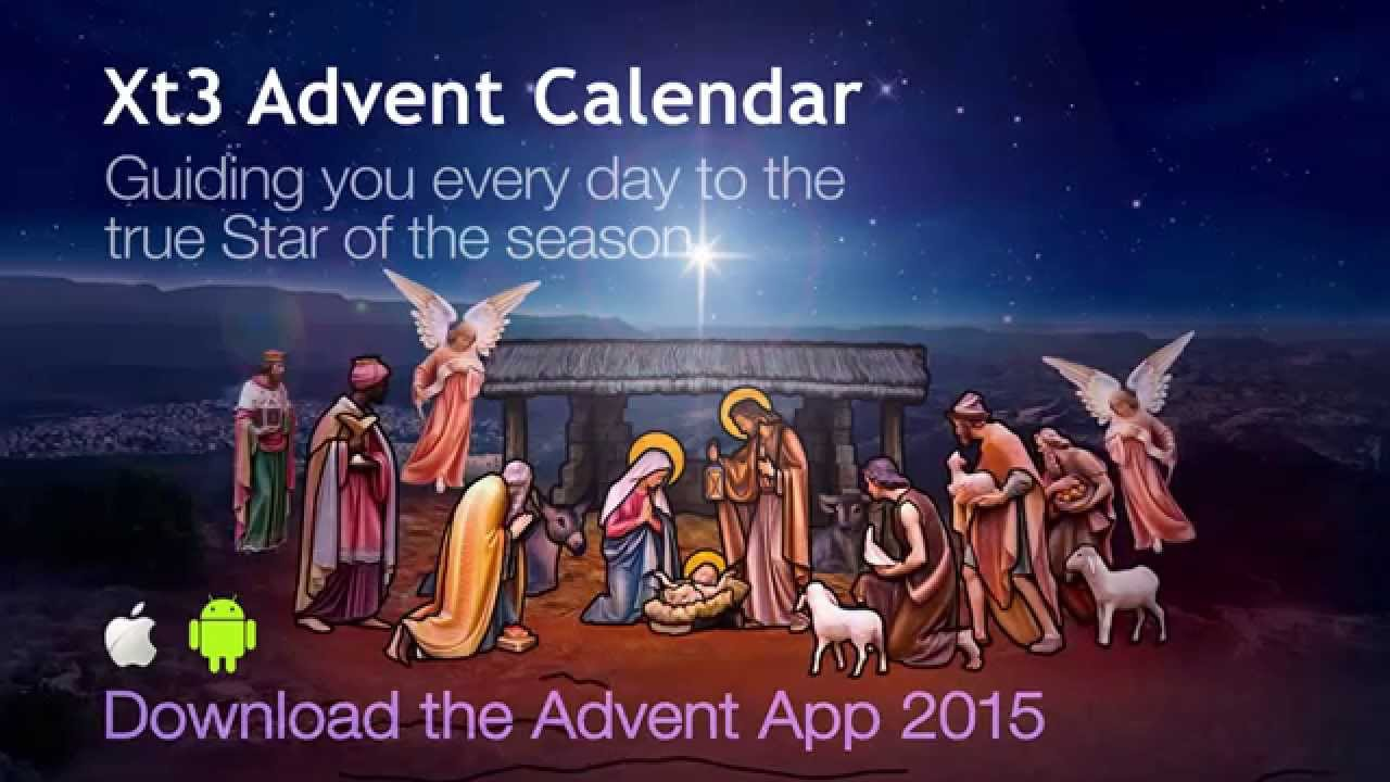 Advent 2015 - Jesus Christ is the same, yesterday, today and forever!