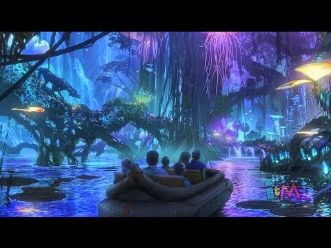 Universal Animal Wallpaper Avatar Land Unveiled For Walt Disney World With New