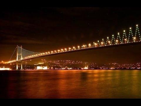 Sahil 3d Wallpaper Istanbul Boğazı Gece Youtube