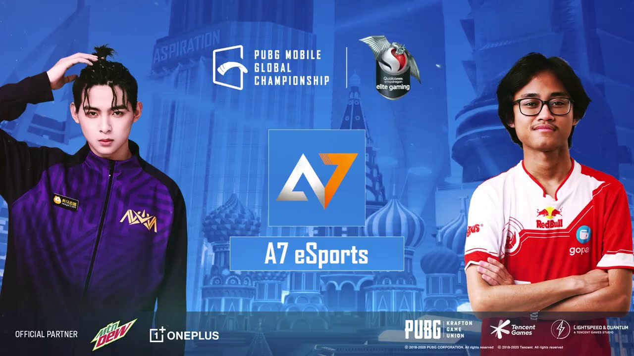 PUBG MOBILE GLOBAL CHAMPIONSHIP - A7 eSports Interview