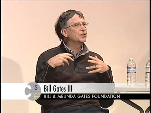 The Opportunity Ahead: A Conversation with Bill Gates