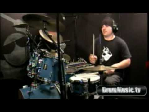 Drum Set  Paralyzer  Finger Eleven