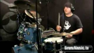 Drum Set - Paralyzer - Finger Eleven