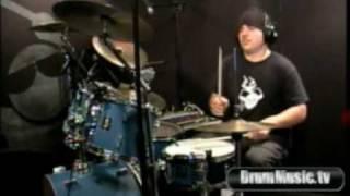 Drum Set - Paralyzer - Finger Eleven