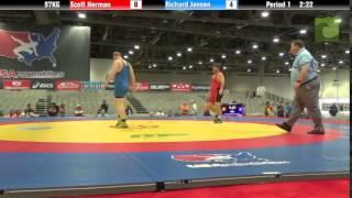 C Division 97KG - Scott Herman vs. Richard Jensen