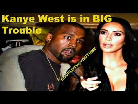 KANYE WEST IS IN BIG TROUBLE  (Professor Griff Link in description)