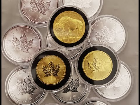The Best Gold and Silver Bullion Coins to Buy