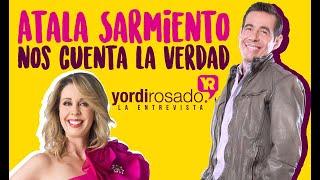 Atala Sarmiento en Yordi en EXA