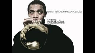 femi kuti traitors of africa caval edit 2012