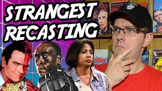 Strangest Actor Recastings in Movies & TV - Rental Reviews