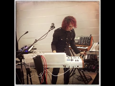 EUGENE @ Play Music Store [3rd January 2015]