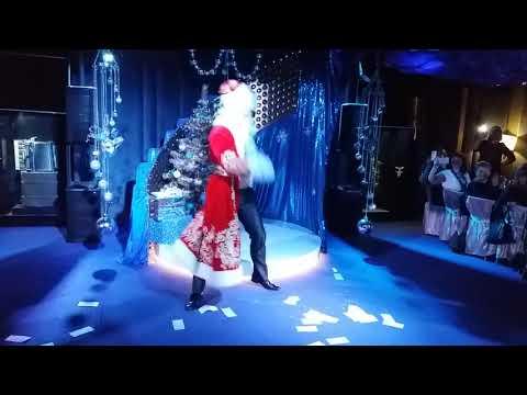 НОВОГОДНИЙ КОРПОРАТИВ ХАРЬКОВ. 🌟Горячий Дед Мороз ОТЖИГАЕТ🌟. Ведущий на Свадьбу, Юбилей, Корпоратив
