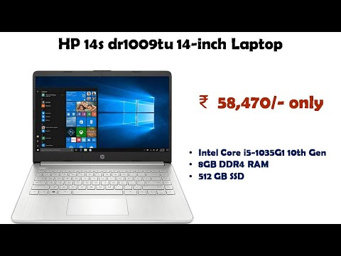 HP 14s dr1009tu 14-inch Laptop reviews