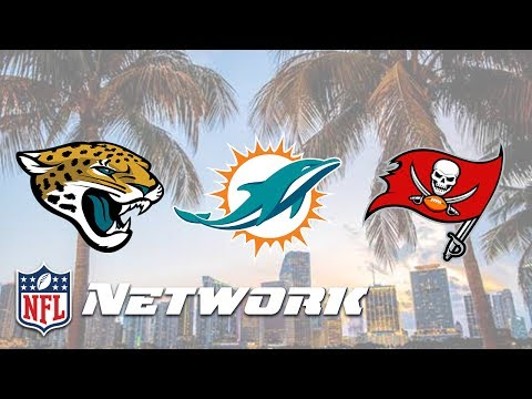 What is the Best NFL Team in Florida? | DDFP | NFL Network