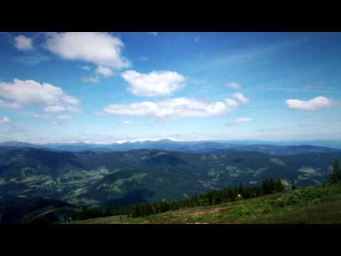 Carinthia, Austria - Sony HDR-AX2000E