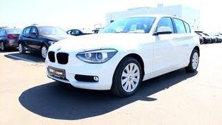 2012 BMW 116i. Start Up, Engine, and In Depth Tour.