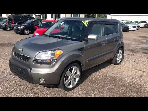 2010 Titanium Kia Soul ! (KNDJT2A24A7) with an 2.0 2.0L I4 142hp 137ft. lbs. Fuel Injection engine, 5-Speed Manual transmission, located at 434 West Main Street, Anoka, MN, 55303, (763) 576-9696, 45.201759, -93.396706 - Photo #0