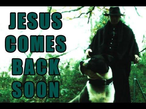 😎 ✝️ CLIP : JESUS COMES BACK SOON - MUSIQUE NEW WAVE EBM ✝️ MORGAN PRIEST