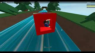 SLIDING 99,999 FEET IN ROBLOX!!!