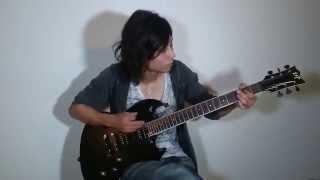 Avril Lavigne【Sk8er Boi】ギター 弾いてみた(Guitar cover)