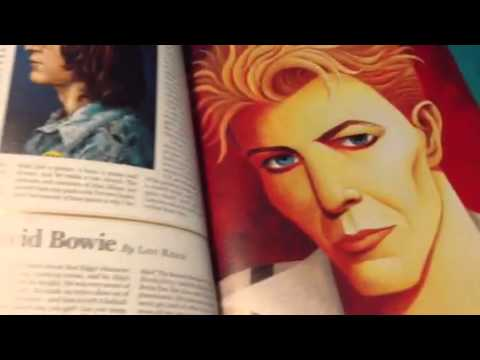 100 greatest artists of all time magazine