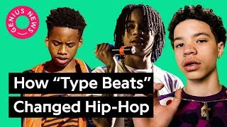 """How """"Type Beats"""" Have Changed Hip-Hop Production   Genius News"""