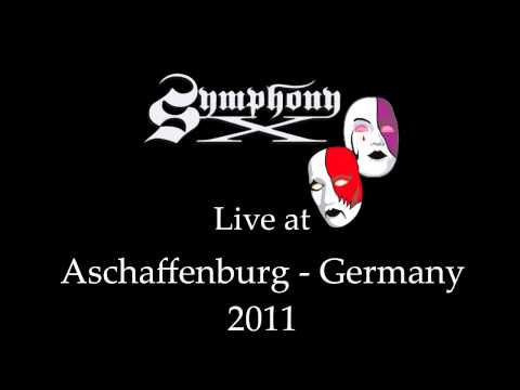 Symphony X - Live at Aschaffenburg