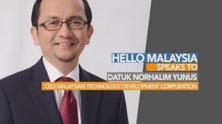 Hello Malaysia  Pioneering Technology Development May 16, 2017