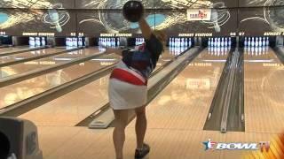Team USA Tips - Kelly Kulick - Los Angeles Pattern