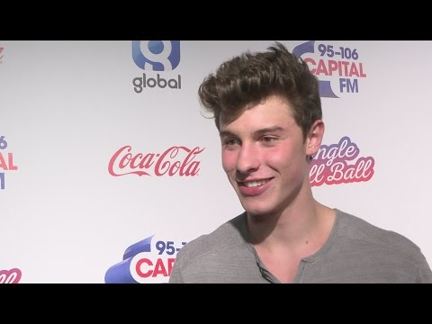 Jingle Bell Ball: Shawn Mendes WILL make 1D...