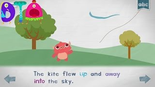 Endless Reader Letter A Level 1 - Learn to Read Sentences in English - Fun Educational App for Kids
