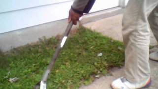 manual lawn edgers - tips