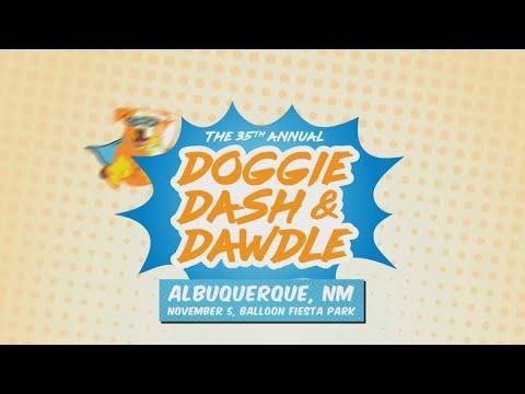 Doggie Dash & Dawdle At Balloon Fiesta Park