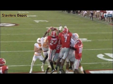 QB Josh Dobbs shines in Steelers victory