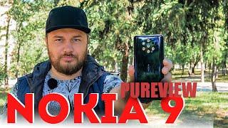 Nokia 9 Pureview - смартфон, который подмигивает пять раз (обзор)