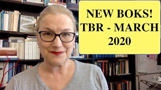 New Books: TBR - March 2020