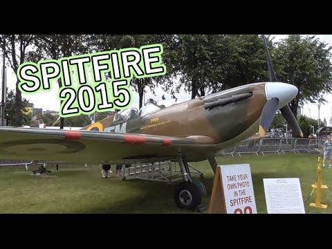 Belfast Odyssey SPITFIRE 2015