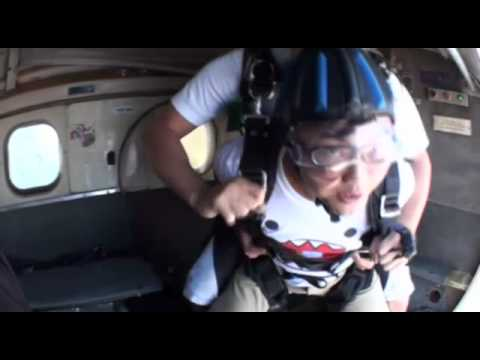 Zhihe Wang SKYDIVES!!