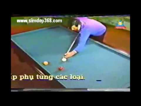 Dạy chơi bida - phần 2