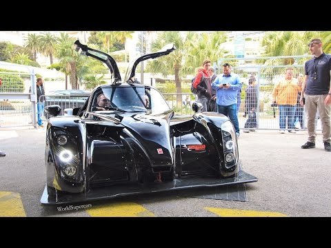 Radical Rxc Turbo Insane Test Drive Street Legal Race