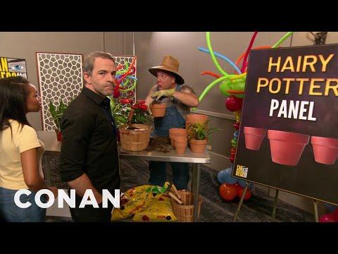 Jordan&39;s Just Ok ConanCon: Hairy Potter Edition