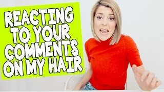 COMMENTING ON YOUR COMMENTS 3.31.17 // Grace Helbig