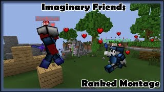 Imaginary Friends - Ranked Montage