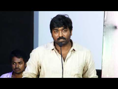 Actor Vijay Sethupathi Speaks About...