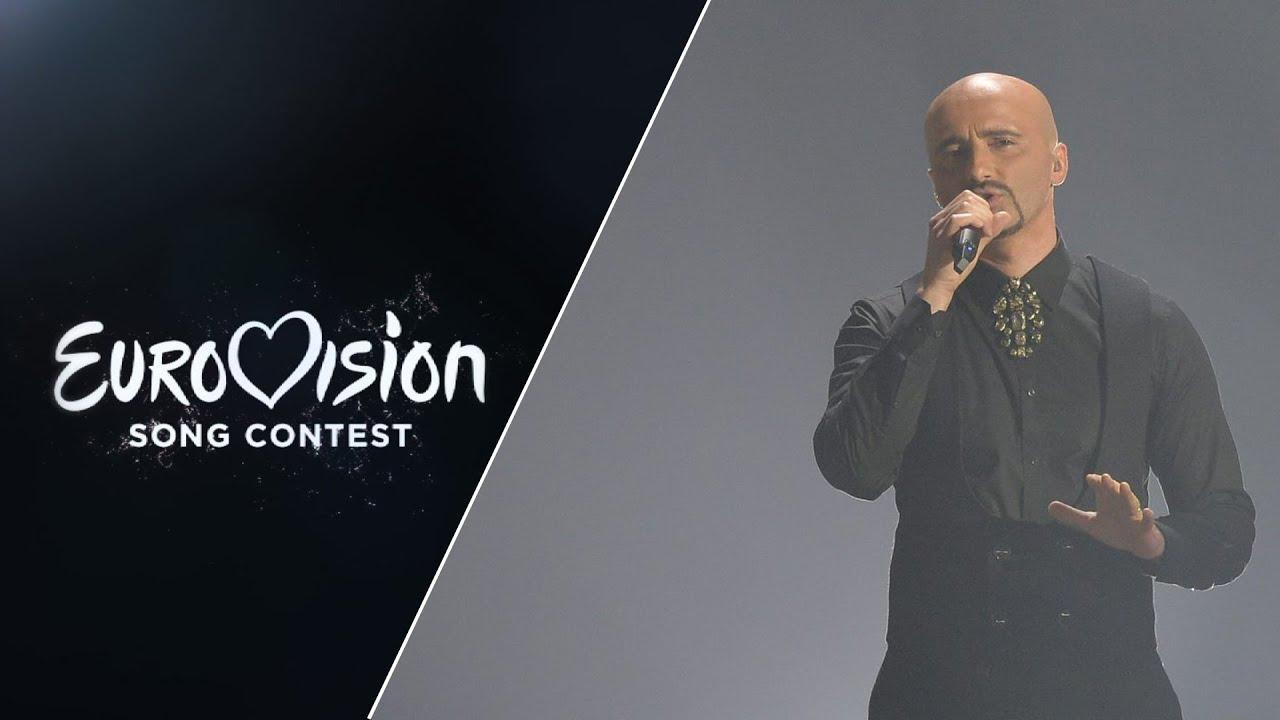 Voltaj - De La Capat/ All Over Again (Romania) - LIVE at Eurovision 2015: Semi-Final 1