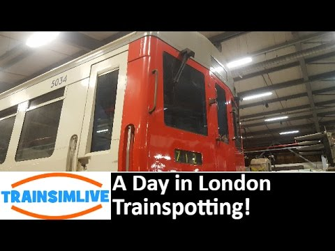 TrainSimLive: Day Trip to London