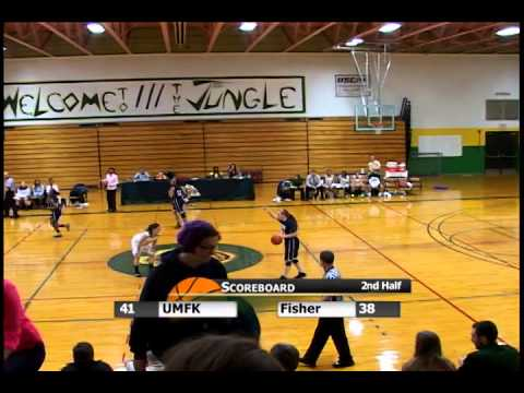 UMFK Women's Basketball vs. Fisher College - February 7, 2015