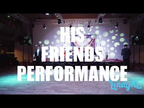 """His Friends"" Performance - Singapore Lindy Revolution 2017"